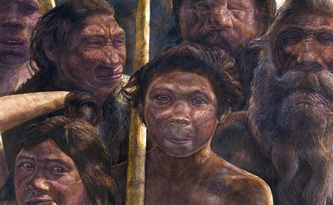 Conoce la razón por la que los neandertales no sabían dibujar
