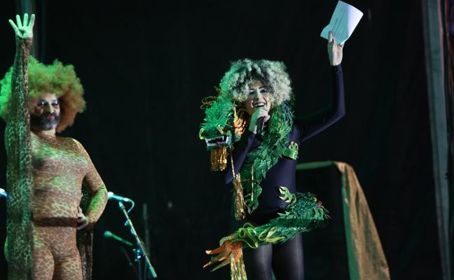 Carnaval de Avilés   El preso resucitado corona a La Hermandad
