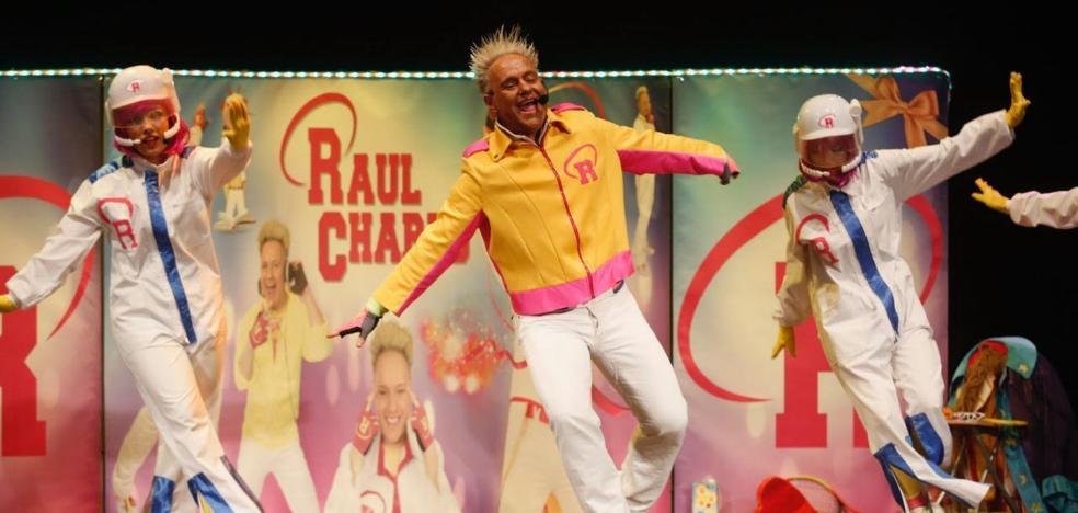 El carnaval sigue con Raúl Charlo en El Llar