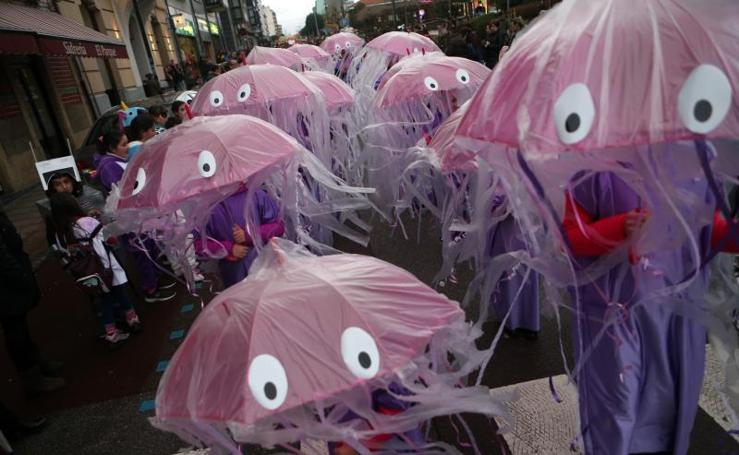 Antroxu en Asturias | Siero celebra el carnaval