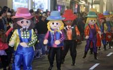 ¿Estuviste en el desfile de antroxu de Gijón? ¡Búscate!