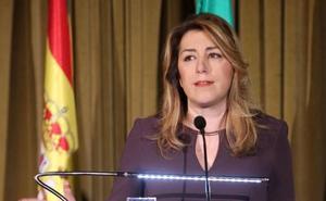 Susana Díaz no asistirá al Comité Federal PSOE por su agenda institucional