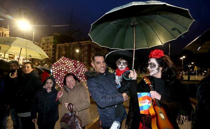 ¿Estuviste en el Entierro de la Sardina de Gijón? ¡Búscate! (2)