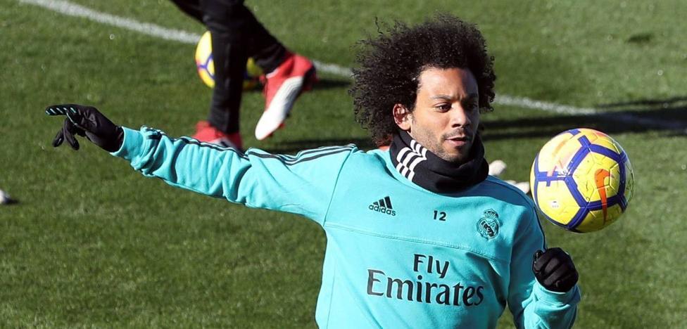 Marcelo: «No tenemos que demostrar nada a nadie»