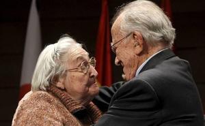 Muere Josefina Samper, mujer y compañera de Marcelino Camacho
