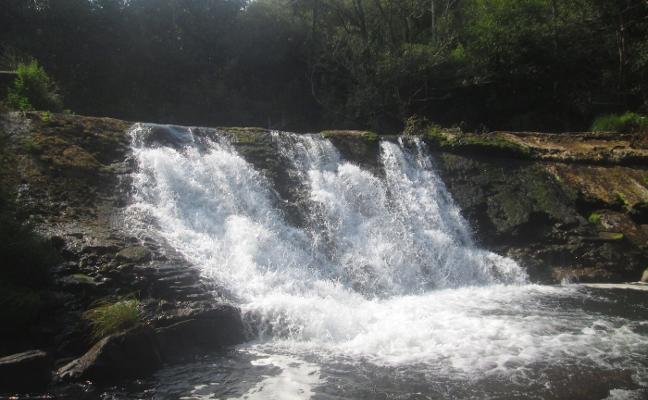 Los ecologistas piden el derribo de la presa de Pe de la Viña en el río Eo