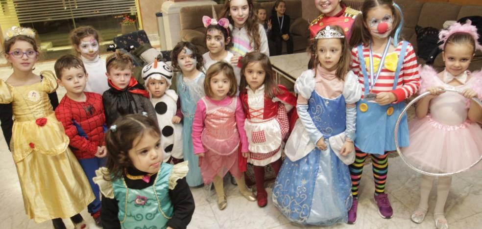 Fiesta en el Centro Asturiano