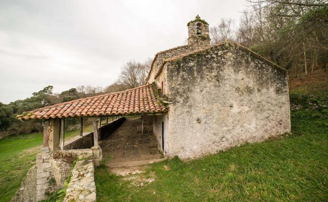Ribadedeva planea rehabilitar la capilla de San Emeterio, en Pimiango