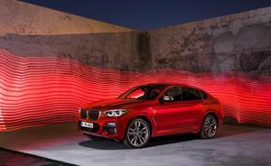 BMW X4, nueva gama