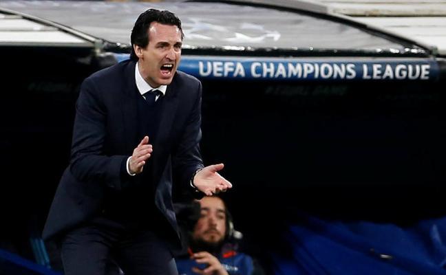 Emery: «El árbitro nos perjudicó claramente»