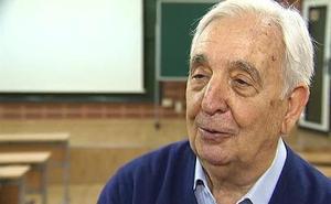 Miguel, un estudiante erasmus de 80 años
