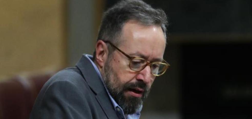 Girauta llama «sinvergüenza» a un diputado socialista en el Congreso