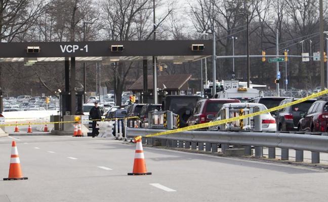 Alerta en EE UU por un tiroteo frente a la Agencia de Seguridad Nacional