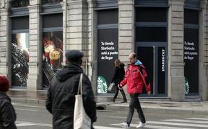 Starbucks retoma en Oviedo las obras de la que será su primera cafetería en Asturias