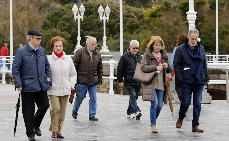 Asturias pasa del frío al calor primaveral