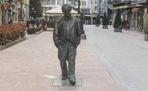 El alcalde de Oviedo, sobre la retirada de la estatua de Woody Allen: «Hay que mantener la serenidad y el raciocinio»