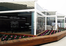 Cerramientos de terraza, añade espacio y vida a tu negocio