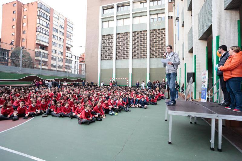 Semana de la solidaridad en el Corazón de María de Gijón