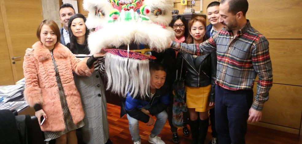La comunidad china celebrará el Año Nuevo