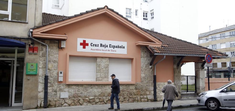 «El estado de la sede de Cruz Roja en Lugones es descorazonador»