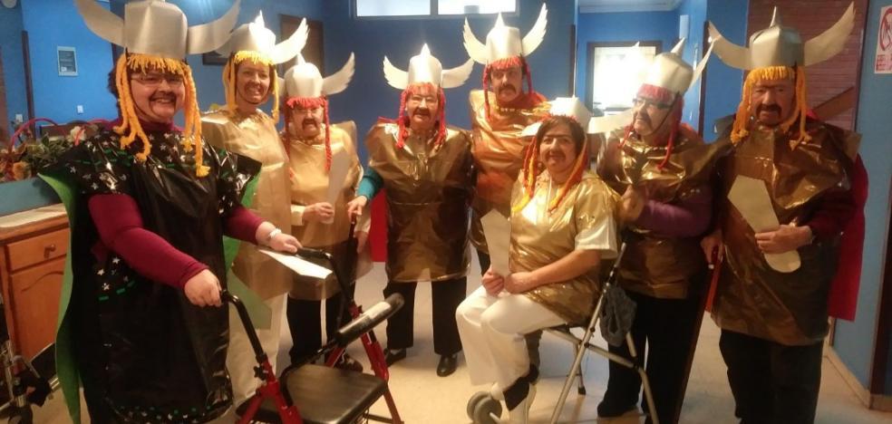 La residencia Miyar-Somonte celebra carnaval
