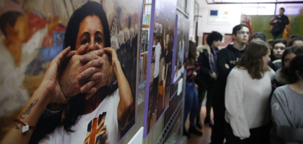 La exposición 'Todos somos vulnerables' llega a los centros educativos