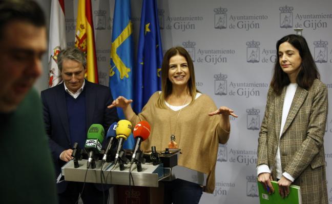 Foro promete buscar el consenso en las bases de la nueva convocatoria de la renta social de Gijón
