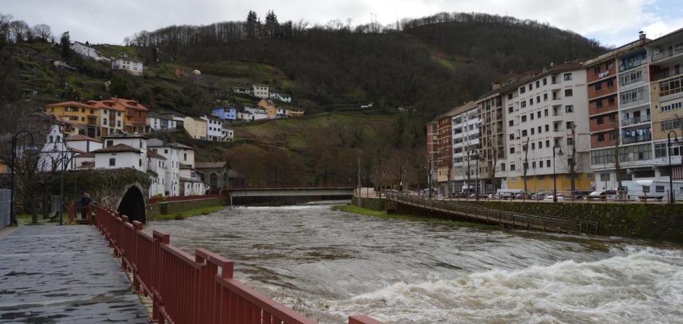 La Confederación Hidrográfica, vigilante ante la subida de los ríos por el deshielo y la lluvia