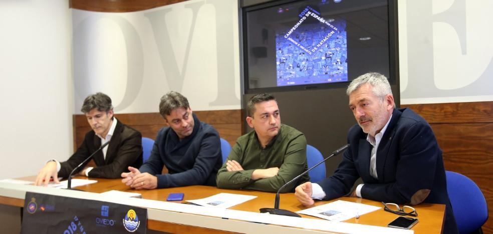 Oviedo acoge el nacional por autonomías