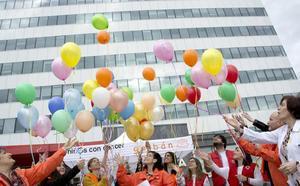 El 75% de los casos de cáncer infantil tratados en el HUCA sobreviven