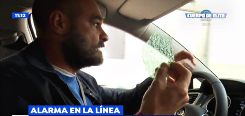 Brutal agresión a un reportero de 'Espejo Público'