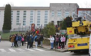 IU solicita ante Educación el protocolo de incendios del instituto de Corvera