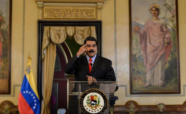Maduro rechaza el veto a Venezuela: «Vamos a llegar a la Cumbre de las Américas por tierra, mar o aire»