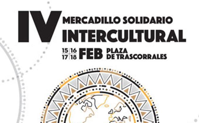 IV Mercadillo Solidario Intercultural en Oviedo