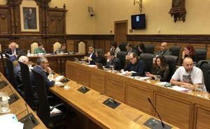 El Pleno rechaza las primeras modificaciones presupuestarias de la prórroga