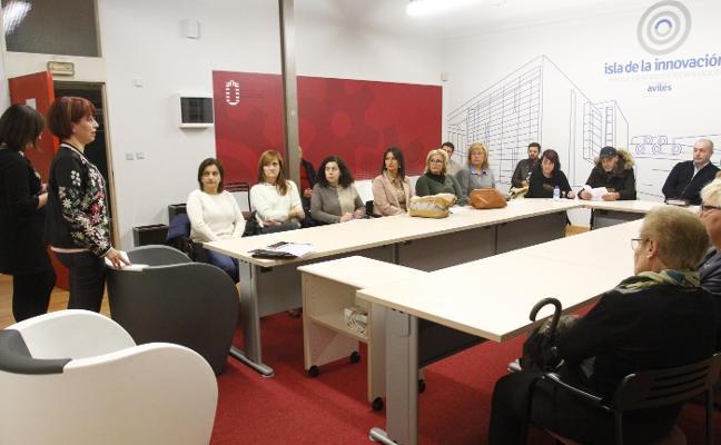 La nueva agrupación de autónomos AUPA celebra su primer encuentro en Avilés