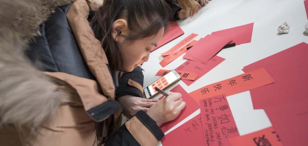 El rectorado ultima un acuerdo para contar con un aula del Instituto Confucio