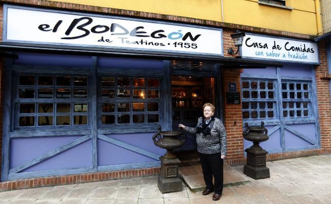 «Tengo mucho cariño a la cocina de El Bodegón, la levanté a puro puño»