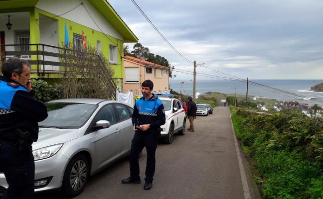Hallan muerto a un hombre de 82 años en su casa de La Formiga, en Perlora