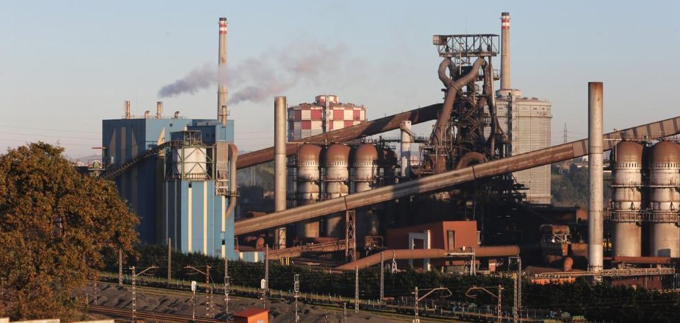 Arcelor abre la puerta en Asturias a las contrataciones a través de empresas de trabajo temporal