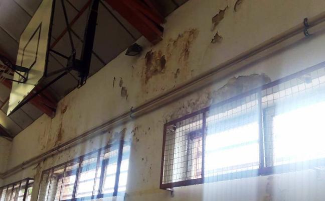 El Principado mejorará el alero del colegio de Lugo