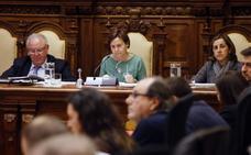 El Ayuntamiento de Gijón afronta un «parón» por el rechazo a las modificaciones presupuestarias