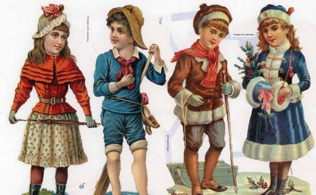 Los cromos con los que jugabas de pequeño, en el Museo del Pueblo de Asturias