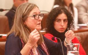 El Pleno de Avilés se suma a la huelga feminista, pero con reproches entre los partidos