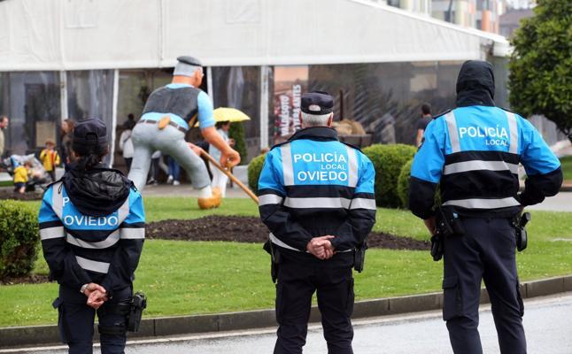 El Ayuntamiento de Oviedo reforzará la seguridad con diez nuevos agentes de la Policía Local