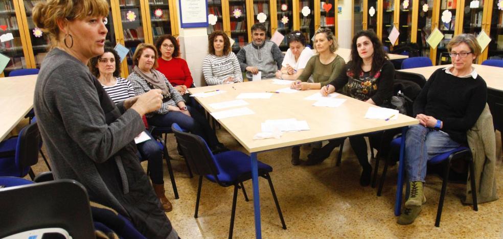 El IES de Corvera trabaja la participación con las familias