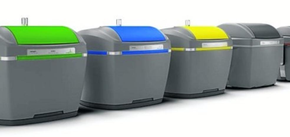 Langreo aplicará en abril su plan de basuras con 745 nuevos contenedores