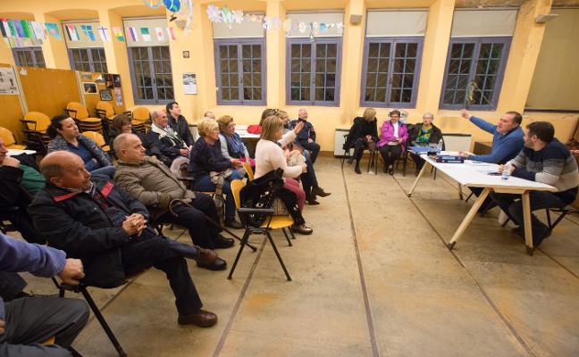 La asociación de vecinos de Valliniello podría desaparecer en los próximos días