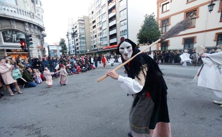 ¿Estuviste en el desfile de Antroxu de Oviedo? ¡Búscate! (3)