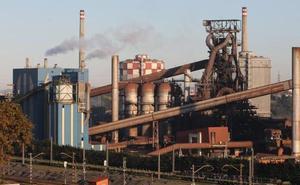 La plantilla de Arcelor prepara concentraciones en las fábricas por el exceso de horas extra